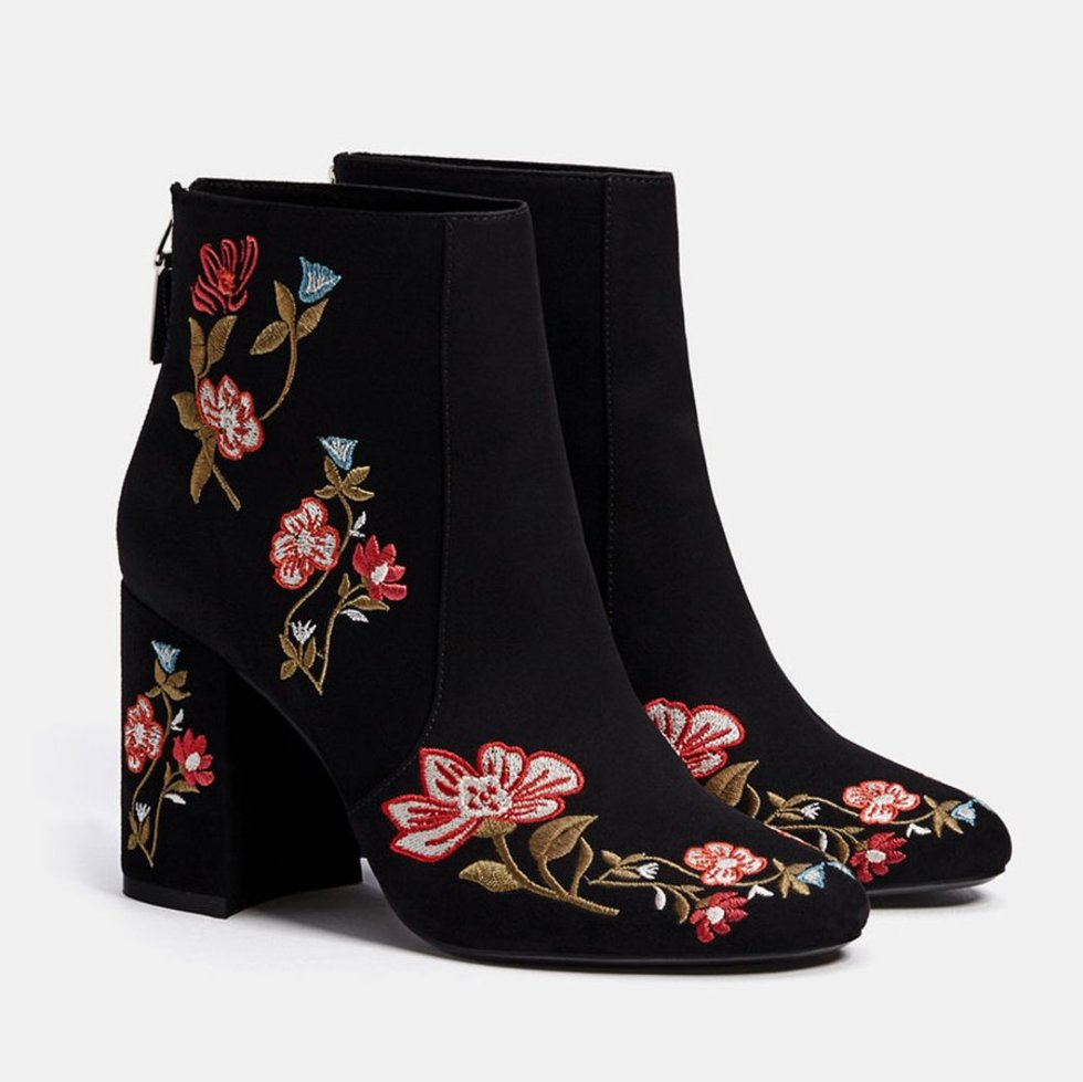 Https Books From Short Stories To Epic Journeys 10 Tendencies Sling Bag Twin Side Pocket Burgundy Maroon Embroidered High Heel Ankle Boots