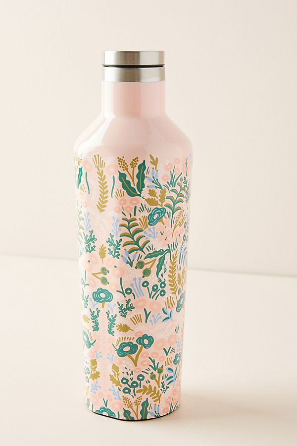 Rifle Paper Co. x Corkcicle Water Bottle
