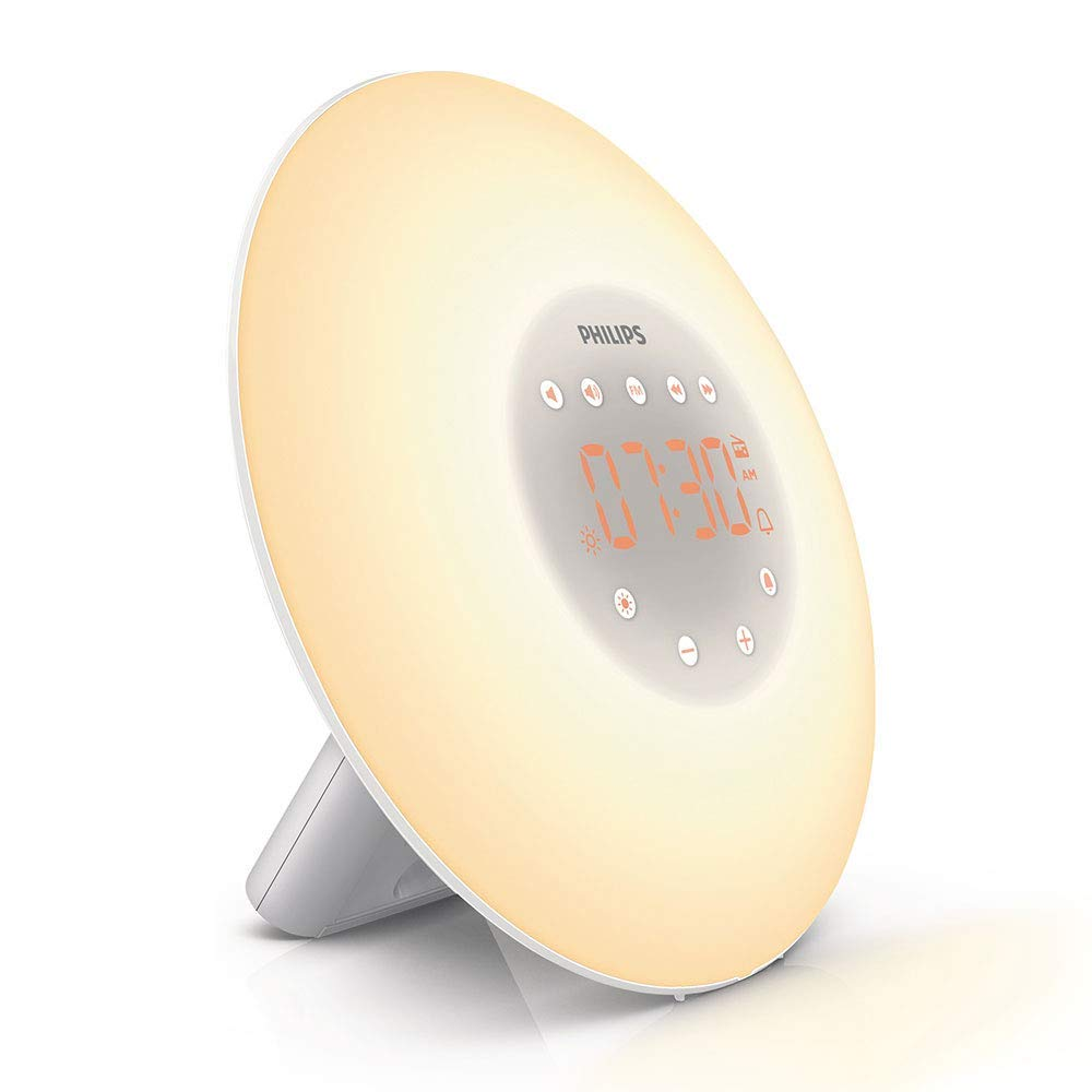 Philips wake up light alarm clock