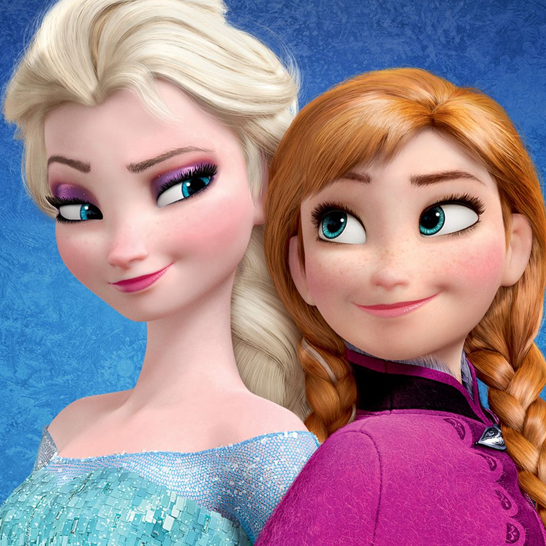 Sex disney prinzessinnen Two Disney