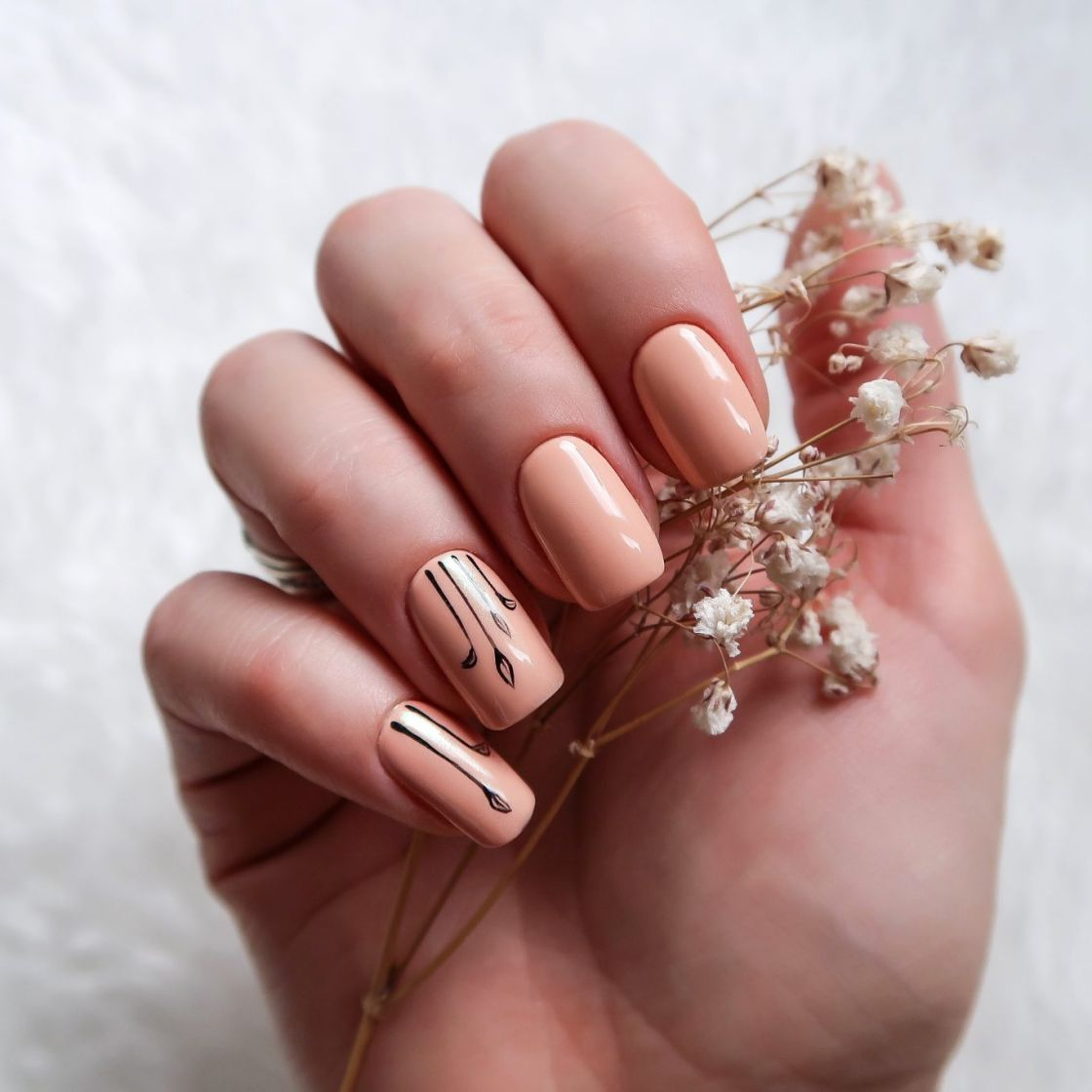 This repair treatment is like Olaplex for nails damaged by gel